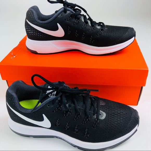 size 40 84b1a 1ea80 Nike Air Zoom Pegasus 33 Running Shoe Black women